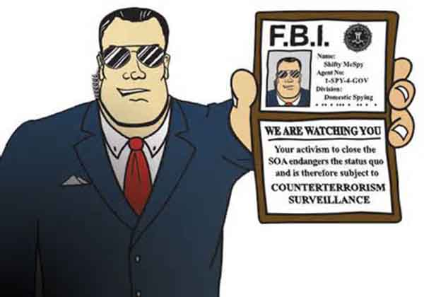 FBI又突袭加州挂靠学校 留学身份有危险图1