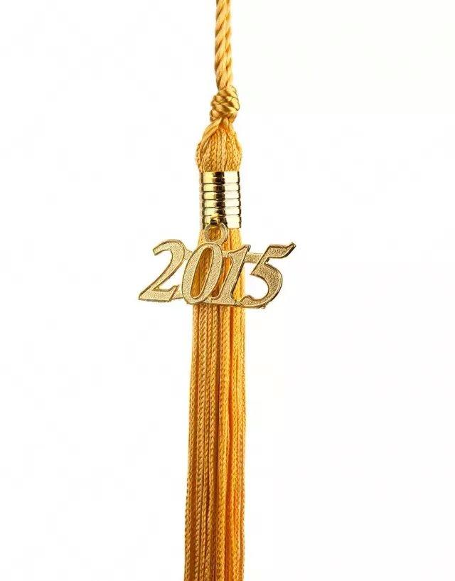 毕业季到来 看看国外大学五颜六色的学位服的含义吧图1